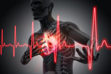 Notfall - Herzinfarkt- Gefahr