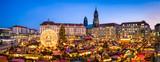 Dresdner Striezelmarkt, Sachsen, Deutschland