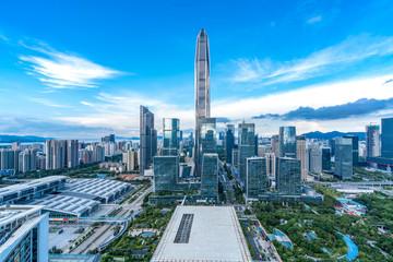 Shenzhen skyline © 远华 丘