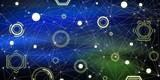 Concept of digital network - 226516534
