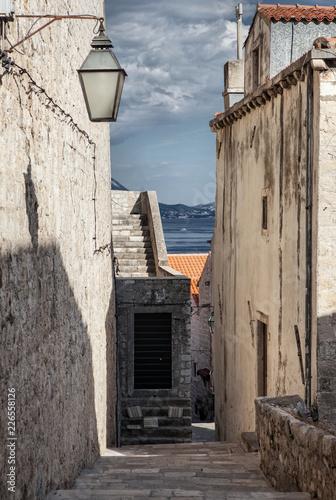Foto Murales Dubrovnik in Croatia, Balkans, Europe