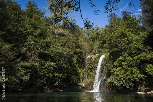 Cascada en Catalunya © wintak