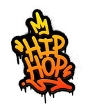 Hip Hop Tag Graffiti Style Label Lettering. Vector Illustration - 226606129
