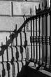 Wrought Iron Fence - 226620335