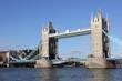 The iconic Tower Bridge, London England