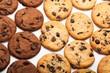 Leinwandbild Motiv Assorted cookies