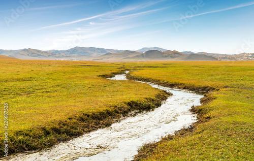Foto Murales Inner Mongolia Prairie