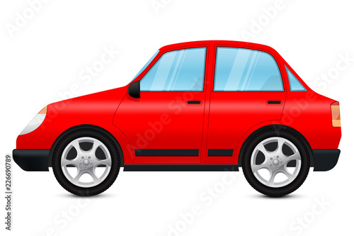 Red car - 226690789