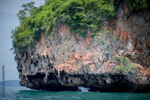 Fototapeten Strand Krabi and Islands