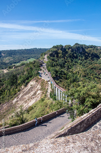 Accesso a Civita di Bagnoregio - 226745391