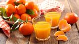 clementine fruit juice - 226768313