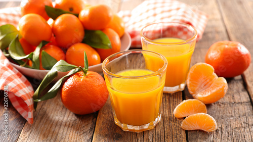 clementine fruit juice