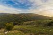 Landscape of Abruzzo, Italy
