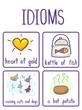 Idioms Elements Samples Illustration