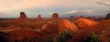 Monument Valley Panorama, Arizona, USA