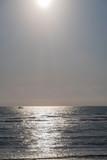bateau au soleil