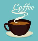 Coffee design icom vector ilstration