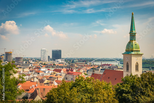 Bratislava Cityscape - 226850595