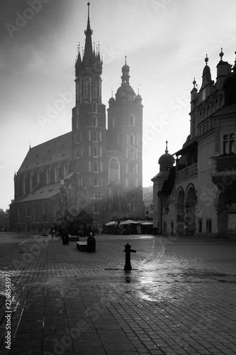 Cracow #1 © Rafał Rębacz