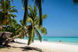 Tropical island paradise of Nosy Iranja, near Nosy Be in Madagascar.