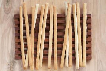 Tasty bread sticks
