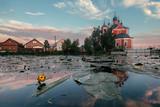 Pereslavl Zalessky town. Russia  - 226878772