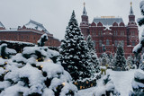 christmasstime in moscow - 226879513