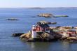 Leinwanddruck Bild - Gothenburg Archipelago Sweden