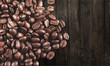 Leinwanddruck Bild - Coffee bean.