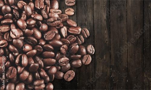 Leinwanddruck Bild Coffee bean.