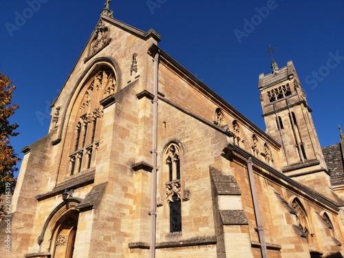 kościół katolicki odpryskiwania campden cotswolds gloucestershire england uk
