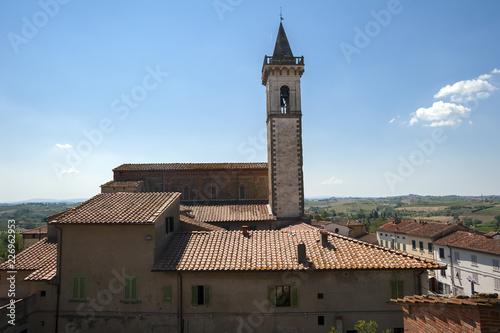 Vinci, the country of leonardo da vinci-Italy. - 226962953
