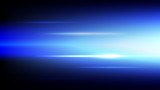 Abstract blue light and shade creative technology background. Vector illustration. - 226973925