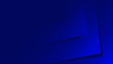 Abstract blue light and shade creative background. Vector illustration. - 226974143