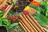 Spices and herbs. - 227082328
