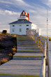 Cape Spear Lighthouse And Boardwalk