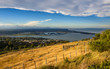 Quadro View over Christchurch area