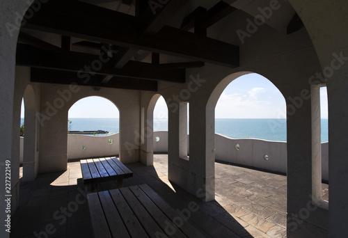 Foto Murales 窓景色