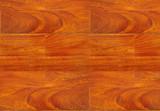 Brown wooden plank parquet background texture. - 227243981