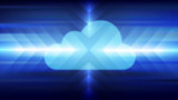 Cloud computing technology concept abstract background. Vector illustration. - 227254761