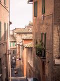 Old Street of Sienna
