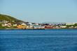 view of port of spain, in Sweden Scandinavia North Europe