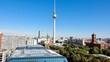 Berlin Stadtansicht, Berlin von oben