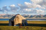 Yurts in Kyrgyzstan - 227295384