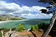 Quadro Il verde mare della Sicilia, vicino a scopello