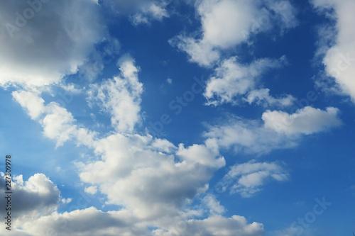 Beautiful sky view  - 227309978