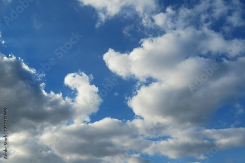 Beautiful sky view  - 227313966