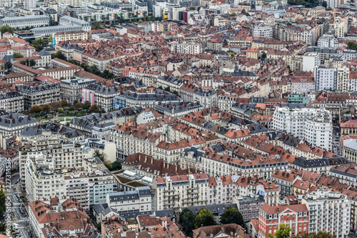 view of Grenoble since the Bastille - 227314536
