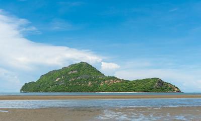 Ko Kho Ram at Sam Roi Yod Beach Prachuap Khiri Khan Thailand