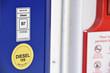 Diesel gasoil B7 carburant